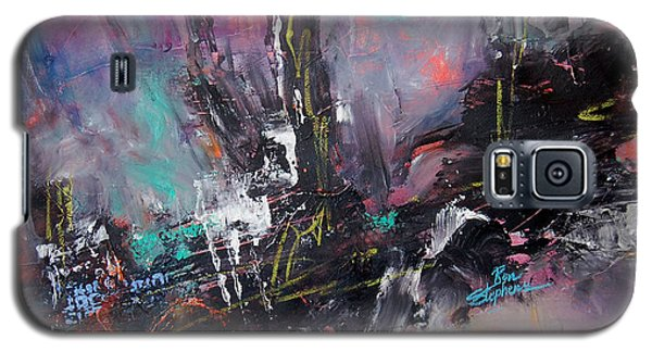 Woods Abstract Galaxy S5 Case