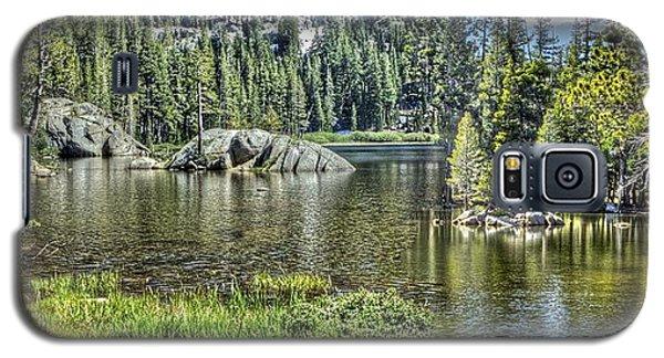 Woods Lake 2 Galaxy S5 Case
