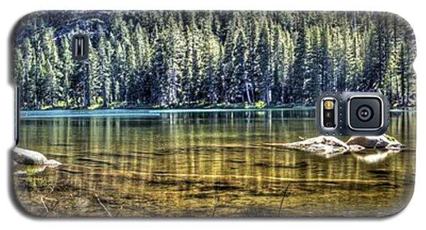 Woods Lake 3 Galaxy S5 Case