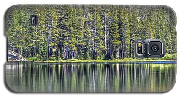 Woods Lake 4 Galaxy S5 Case