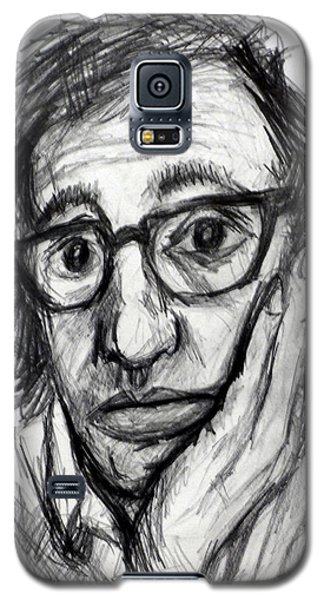 Woody Allen Galaxy S5 Case