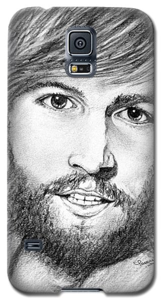 Barry Gibb  Galaxy S5 Case by Patrice Torrillo