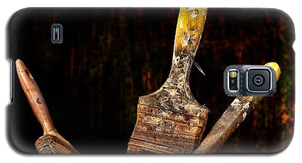 Galaxy S5 Case featuring the photograph Workout by Shirley Mangini