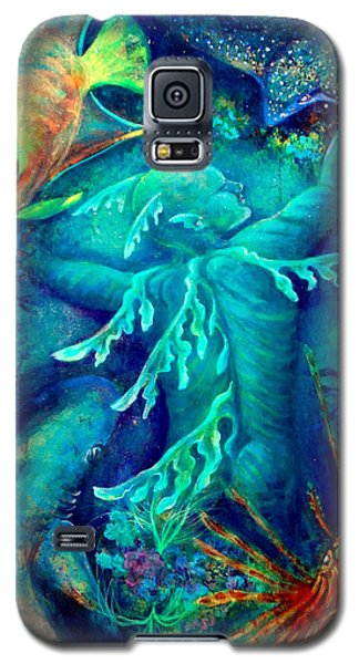 World Galaxy S5 Case