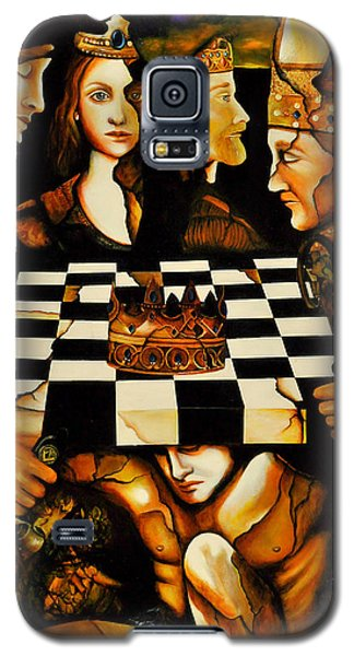 World Chess   Galaxy S5 Case