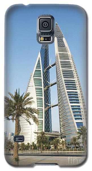World Trade Center Manama Bahrain Galaxy S5 Case