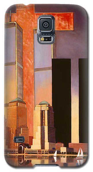 World Trade Center Memorial Galaxy S5 Case