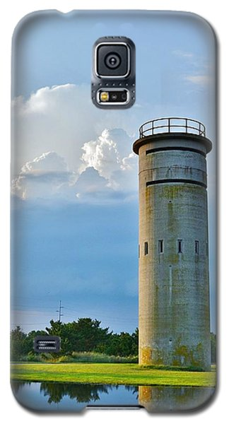 World War II Lookout Tower - Tower Road - Delaware State Park Galaxy S5 Case