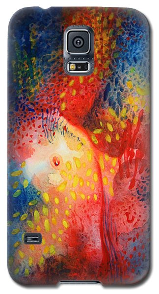 World Within Galaxy S5 Case