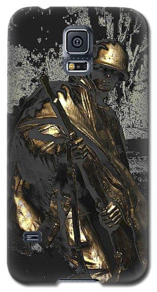 Worth Their Weight In Gold Galaxy S5 Case by Natalie Ortiz