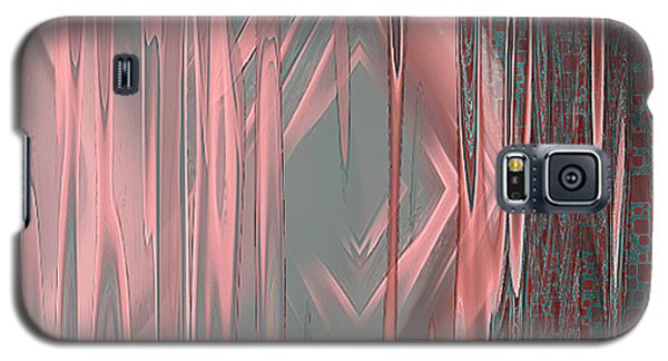 Galaxy S5 Case featuring the digital art Wounds - Abstract Art By Giada Rossi by Giada Rossi