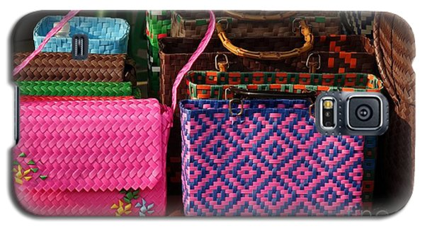 Woven Handbags For Sale Galaxy S5 Case