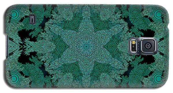 Woven Weaver Galaxy S5 Case by Rhonda Strickland
