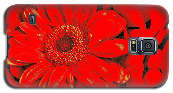 Wow Red Galaxy S5 Case