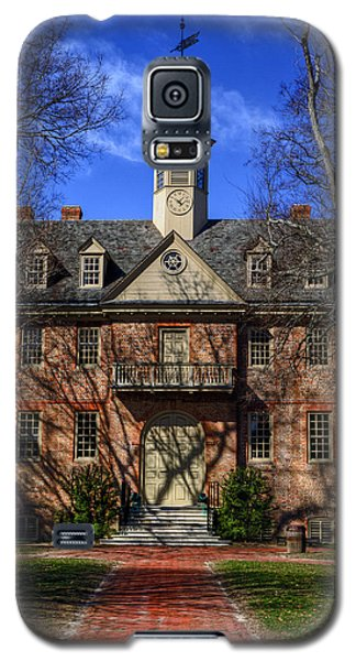 Wren Building Main Entrance Galaxy S5 Case