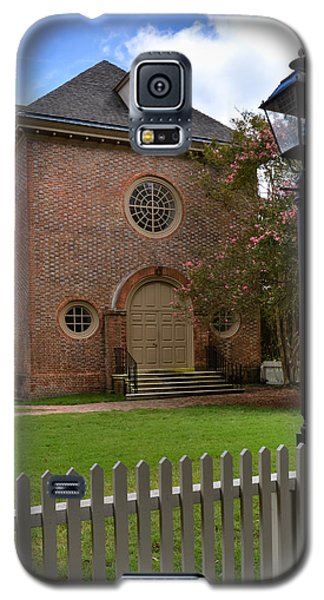 Wren Chapel At William And Mary Galaxy S5 Case