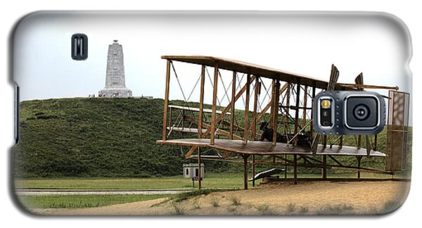 Wright Brothers Memorial At Kitty Hawk Galaxy S5 Case