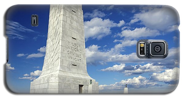 Wright Brothers Memorial D Galaxy S5 Case by Greg Reed