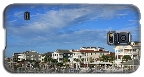 Galaxy S5 Case featuring the photograph Wrightsville Beach - North Carolina by Mountains to the Sea Photo