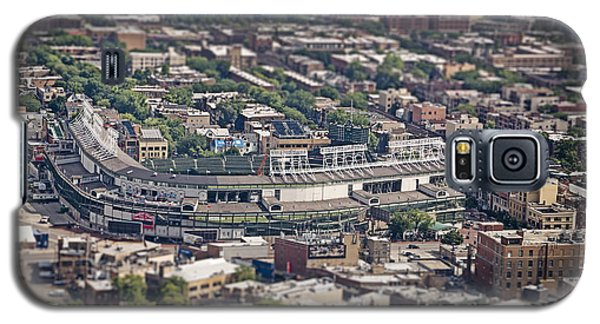 Wrigley Field - Home Of The Chicago Cubs Galaxy S5 Case
