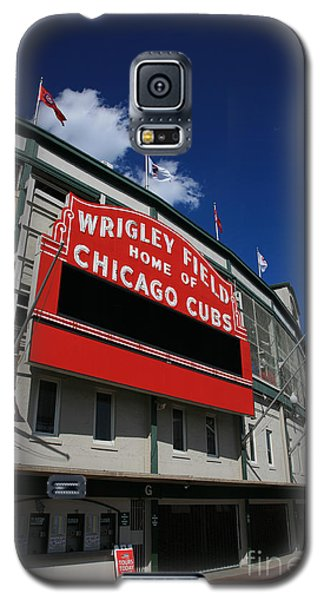 Wrigley Field Galaxy S5 Case