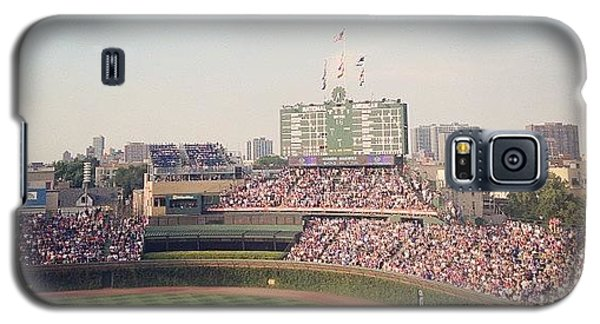 Sport Galaxy S5 Case - Wrigley by Mike Maher