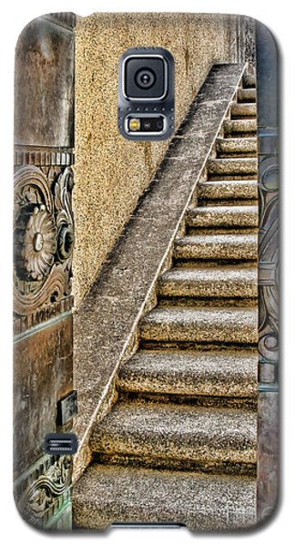 Wrigley's Bronze Doors By Diana Sainz Galaxy S5 Case