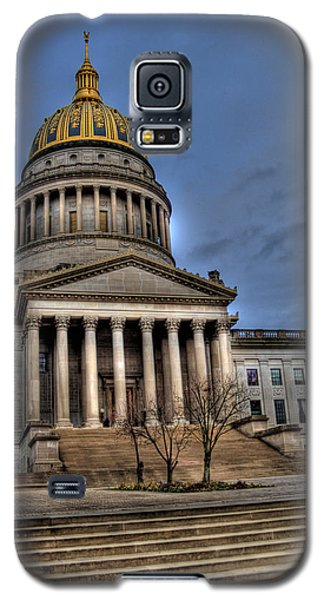 Wv Capital Building 2 Galaxy S5 Case