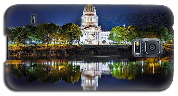 Wv Capitol Galaxy S5 Case