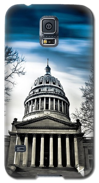 Wv State Capitol Building Galaxy S5 Case by Shane Holsclaw