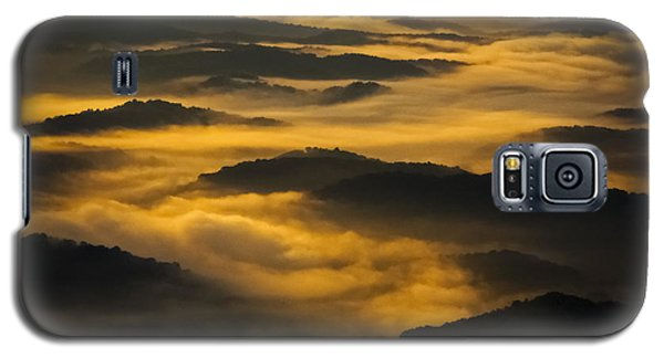 Wva Sunrise 2013 June II Galaxy S5 Case