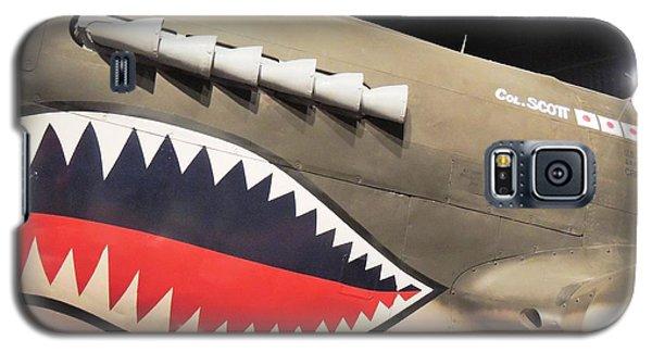 Wwii Shark Galaxy S5 Case