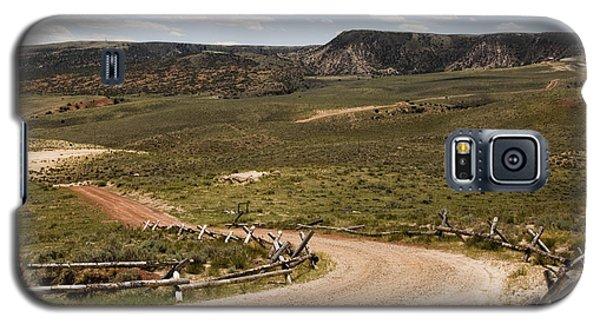 Wyoming Galaxy S5 Case