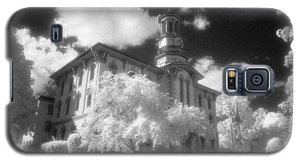 Wyoming County Courthouse Galaxy S5 Case