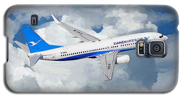 Xiamen Airlines Boeing 737 800 Galaxy S5 Case