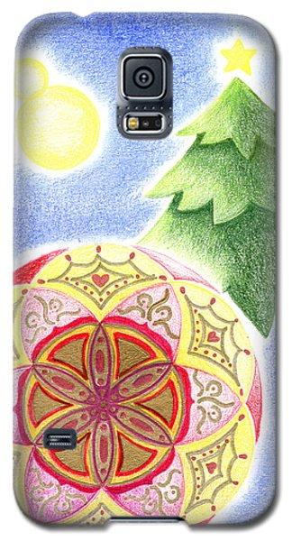 X'mas Ornament Galaxy S5 Case