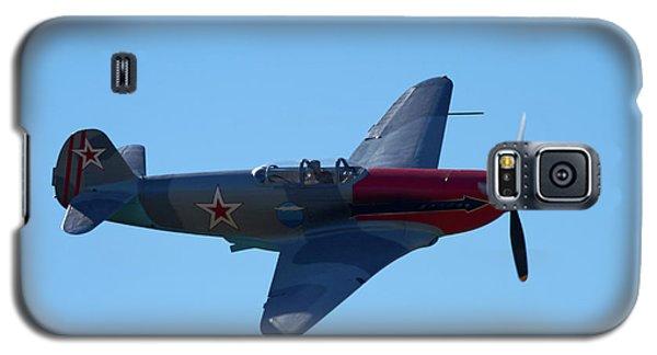 Yakovlev Yak-3 - Wwii Russian Fighter Galaxy S5 Case by David Wall