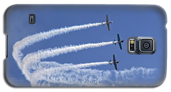 Yaks Aerobatics Team Galaxy S5 Case