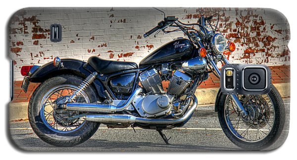 Yamaha Virago 01 Galaxy S5 Case by Andy Lawless