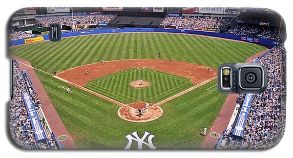 Yankee Stadium Galaxy S5 Case by Allen Beatty