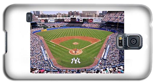 Yankee Stadium Galaxy S5 Case - Yankee Stadium by Allen Beatty