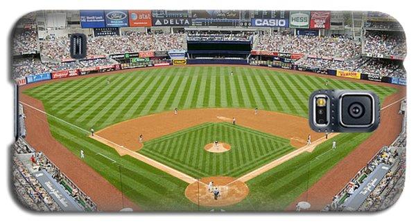Yankee Stadium Galaxy S5 Case - Yankee Stadium Ballpark New by Horsch Gallery