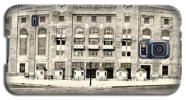 Yankee Stadium Galaxy S5 Case - Yankee Stadium by Bill Cannon