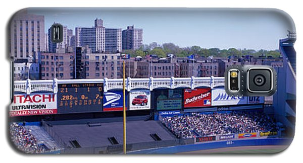 Yankee Stadium Ny Usa Galaxy S5 Case by Panoramic Images
