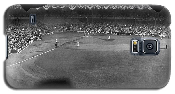 Yankees Defeat Giants Galaxy S5 Case by Underwood Archives