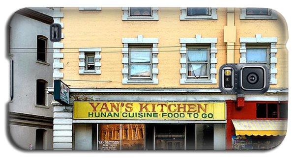 Architecture Galaxy S5 Case - Yan's Kitchen by Julie Gebhardt