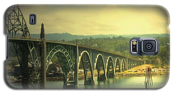 Yaquina Bay Bridge Or Galaxy S5 Case