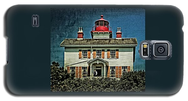 Yaquina Bay Lighthouse Galaxy S5 Case