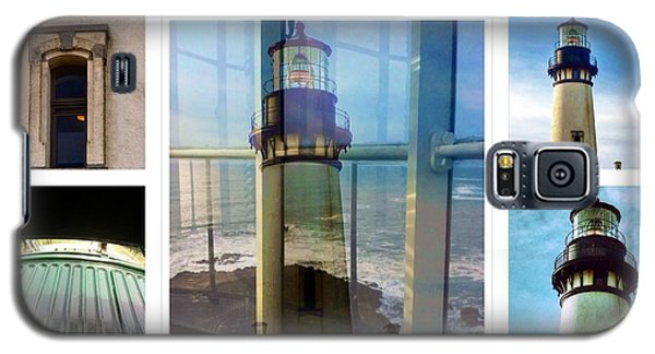 Yaquina Head Lighthouse Essence  Galaxy S5 Case
