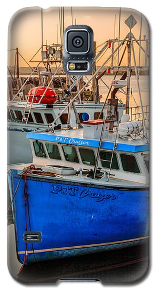 Yarmouth Harbour Galaxy S5 Case